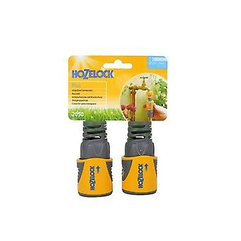 Hozelock Hose End Connector (2 Pack)