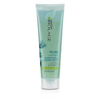 Biolage volume bloom aqua gel conditioner (for ultra fine hair) 233484 250ml/8.5oz
