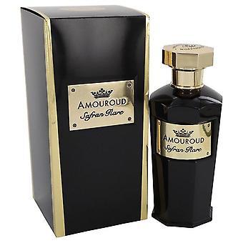 Safran Rare Eau De Parfum Spray (Unisex) By Amouroud 3.4 oz Eau De Parfum Spray