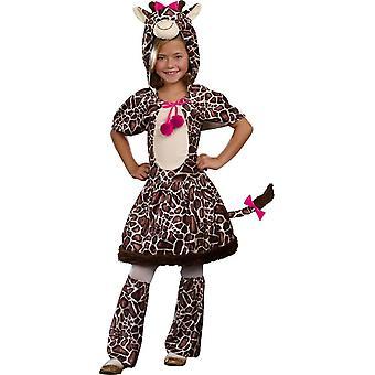 Precious Giraff Child Costume