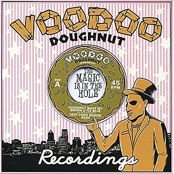 Deep Fried Boogie Band - Doughnut Make My Brown Eyes Blue / Tokyo Cowboy [Vinyl] USA import