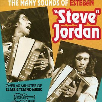 Steve Jordan - Many Sounds of Steve Jordan [CD] USA import