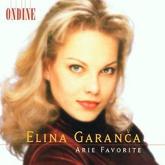 Elina Garanca - Arie Favorite [CD] USA import