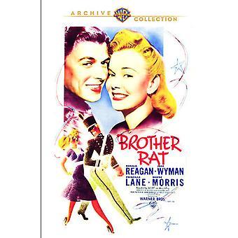 Brother Rat [DVD] USA import