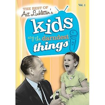 Kids Say the Darndest Things: Vol. 1-Best of Kids [DVD] USA import