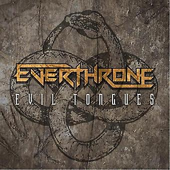 Everthrone - Evil Tongues [CD] USA import