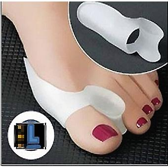 Orthopedic Toe Spreader (all In One - 6 Pieces / 3 Pair) - Soft And Super Comfortable - For Treating Hallux Valgus And Hammer Toe