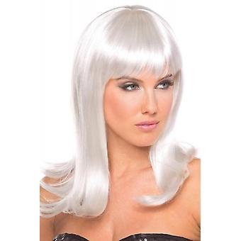Hollywood Wig - White