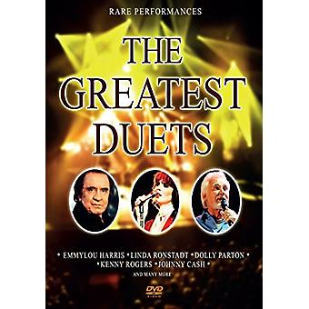 Greatest Duets: Rare Performances [DVD] USA import