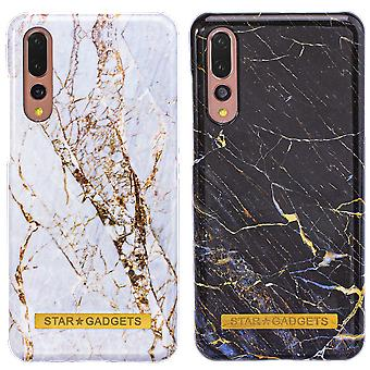 Huawei P20 Pro - Shell / Protection / Marble