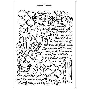Zachte schimmel A5 Butterfly en Manuscripten 2 (K3PTA501)