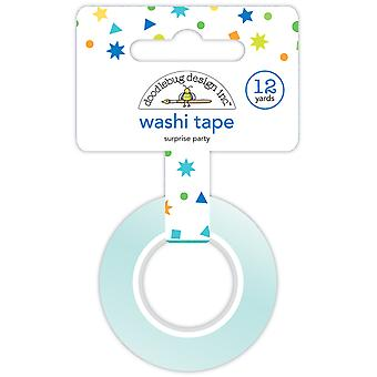 Doodlebug Design Surprise Party Washi Tape