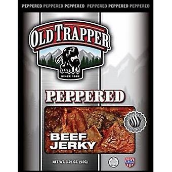 Oude Trapper gepeperd Beef schokkerig