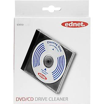 ednet Schoon! CD Drive Cleaner 63010 CD laser cleaning disc 1 pc's