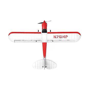 500mm Wingspan Rc Glider Airplane - 4ch One Key Aerobatic Beginner Trainer  Rtf Built In 6 Axis Gyro