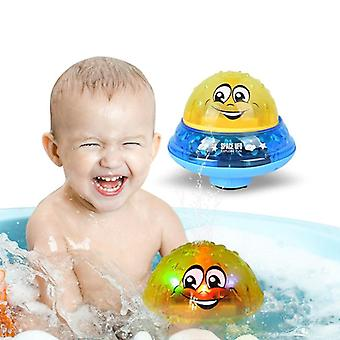 Spray Water Ball Led Lights Foat Roterende Douche- Outdoor Pool Party Games Speelgoed