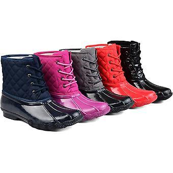 Brinley Co. naisten kaksisävyinen tikattu kenkä