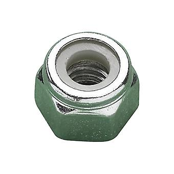 METALMATE® Type P Nylon Insert Nut ZP M5 (Box 1000) 1657M47