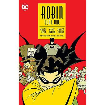 Robin Year One Eng Hardcover Book Book