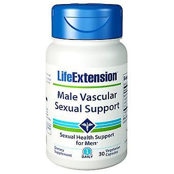 Prolongation de la durée de vie utile Soutien sexuel vasculaire masculin, 30 bonnets de légumes