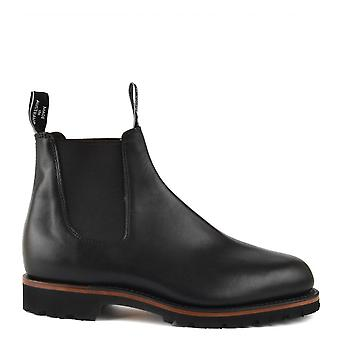 R.M. Williams Urban Turnout Leather Boot Black