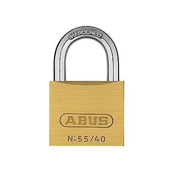 ABUS 55/40mm ορείχαλκο λουκέτο ABU5540