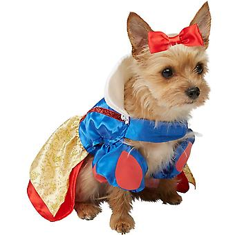 Disney Halloween Fancy Dress Pet Costume - Snow White