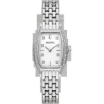 بولوفا - ساعة اليد - النساء - الماس - 96R244