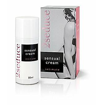 2seduce Intimate Sensual Cream 50ml