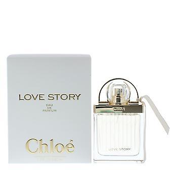 Chloe Love Story Eau de Parfum 50ml Spray For Her