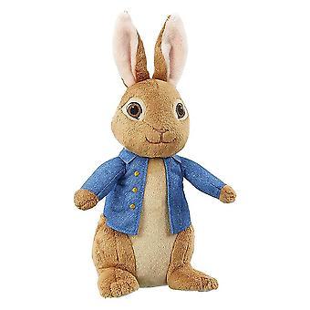 彼得兔子说话毛绒玩具与 5 短语