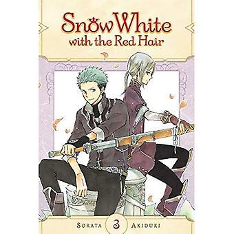 Lumikki punaisilla hiuksilla, vol. 3 (lumivalkoinen punaisilla hiuksilla)