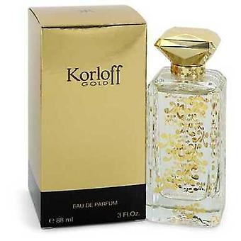 Korloff Gold By Korloff Eau De Parfum Spray 3 Oz (women) V728-544214