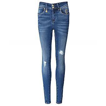 Holland Cooper Vintage Denim Jodhpur Jeans