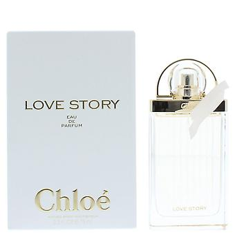 Chloe Love Story Eau de Parfum 75ml Spray For Her