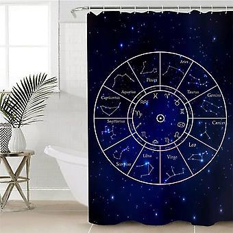 Zodiac suihkuverho