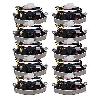 10X einphasige 2-3KW Spannungsregler Benzingenerator Einstellbarer Ausgang