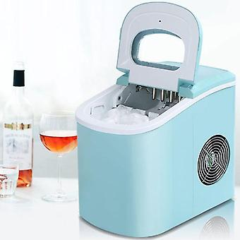 Mini Automatic Electric Ice Machine / Portable Bullet Round Making / Small Bar