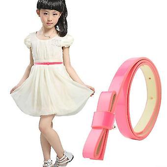 Πολύχρωμο 100% της pu ζώνης μόδας για (70cm)