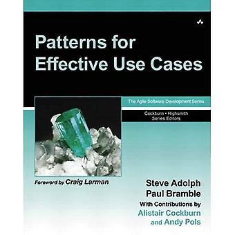 Muster für effektive Anwendungsfälle (Agile Software Development)