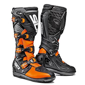 Sidi X3-Xtreme SRS Orange Fluo/Black Boots CE