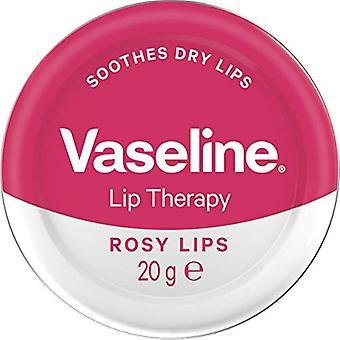 Vaseline Lip Therapy Tin Rosy 20g