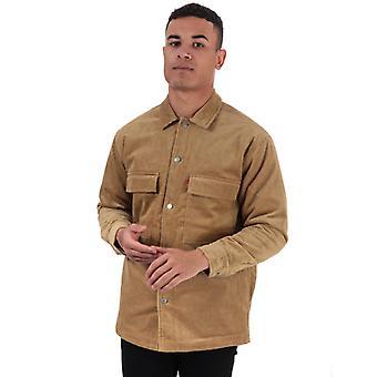 Mænd's Levis Ofarrel Overshirt i Cream