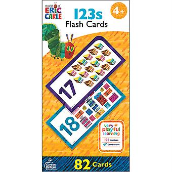 World Of Eric Carle 123S Flash Cards