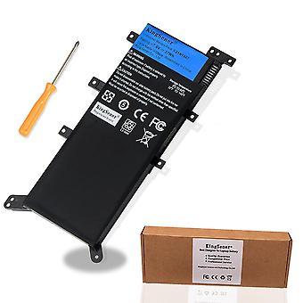 7.5v 37wh, bateria de laptop C21n1347 para Asus X554l X555 X555l X555la X555ld