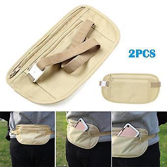 Super light waterproof travel pack, smartphone tas zak tas riem portemonnee draait