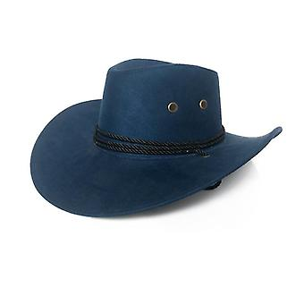 Cool Western Cowboy Sun Visor Cap, Travel Performance Western Hats