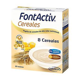 Fontactiv 8 Cereals 600 g