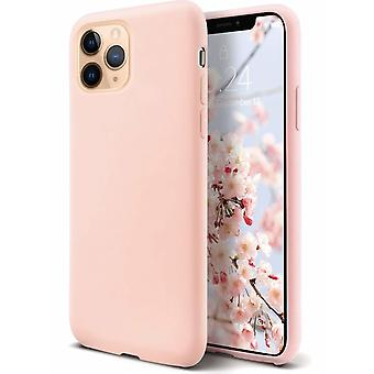 iPhone 11 Pro Max Líquido Silicone Shell Light Pink