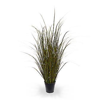 Kunstgras 80 cm groenbruin